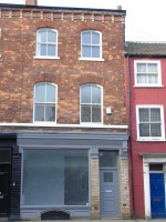 38 BOOTHAM, YORK (SHOP WITH FLAT)